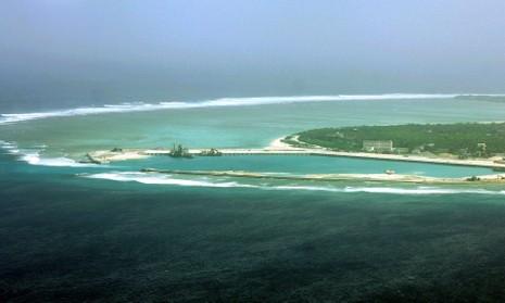 Mỹ: Trung Quốc dùng chiến thuật cưỡng bức trên biển Đông - ảnh 1