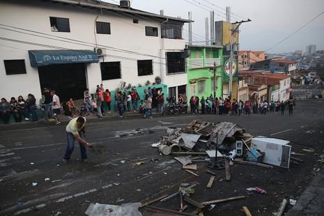 Venezuela: Ăn cả chó, mèo, bồ câu vì thiếu thực phẩm - ảnh 3