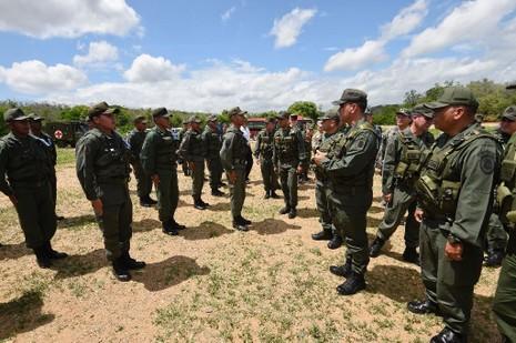 Quốc tế lo ngại tình hình Venezuela - ảnh 1