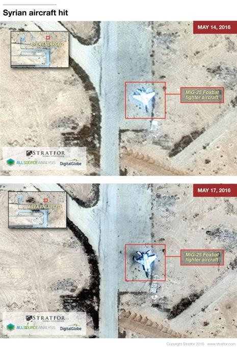Nga bác bỏ tin IS phá hủy 4 trực thăng Nga ở Syria - ảnh 3