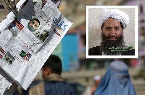 Taliban ở Afghanistan có thủ lĩnh mới - ảnh 1