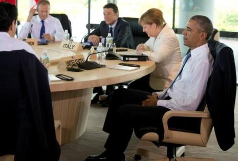 G7 ưu tiên tăng trưởng toàn cầu, lo ngại biển Đông - ảnh 2