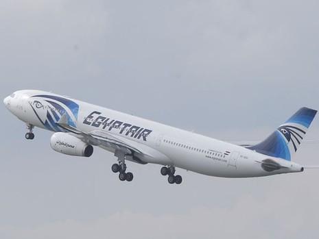 Máy bay EgyptAir hạ cánh khẩn vì bị đe dọa đánh bom - ảnh 1
