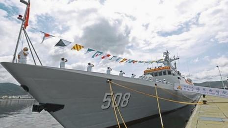 Trung Quốc xoa dịu ASEAN về biển Đông - ảnh 1