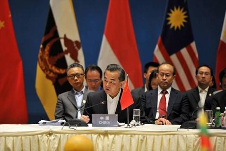 ASEAN rút lại tuyên bố quan ngại về biển Đông - ảnh 1