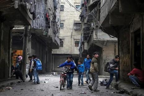 Mỹ cần tấn công quân sự vào Syria - ảnh 2