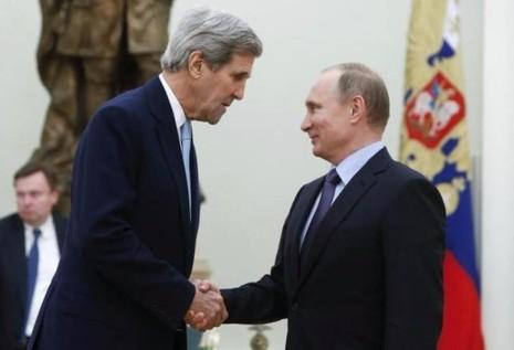 Kerry và Putin