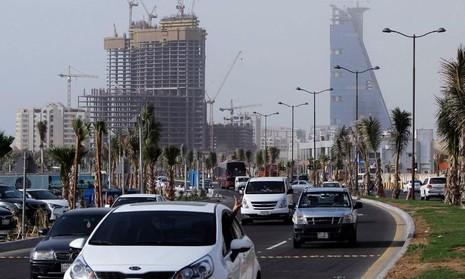 Sáng 4-7 xảy ra đánh bom tự sát trước lãnh sự quán Mỹ ở TP Jeddah (tây Saudi Arabia).