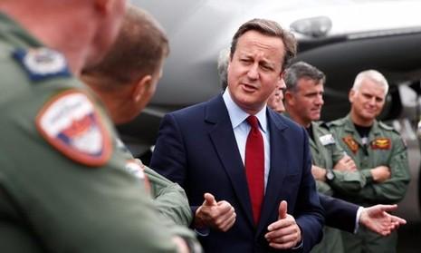 Ông David Cameron sẽ rời vị trí Thủ tướng Anh vào ngày 13-7.
