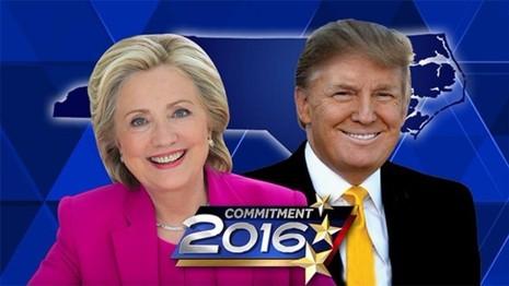 Bà Clinton và ông Trump sẽ bắt đầu tranh luận vào ngày 26-9 tới.
