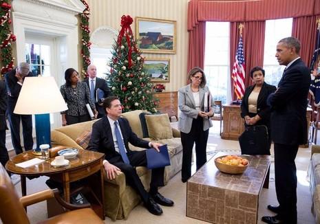 Tổng thống Obama bàn về vụ xả súng ở California