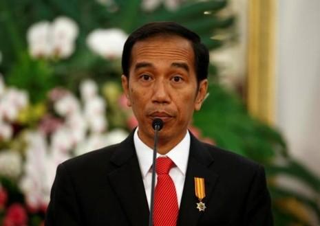 Tổng thống Indonesia Joko Widodo kiên quyết điều tra tố cáo quan chức bảo kê ma túy.