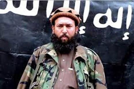 Thủ lĩnh IS Hafiz Sayed Khan tại Afghanistan bị Mỹ tiêu diệt trong một trận không kích hồi tháng 7.