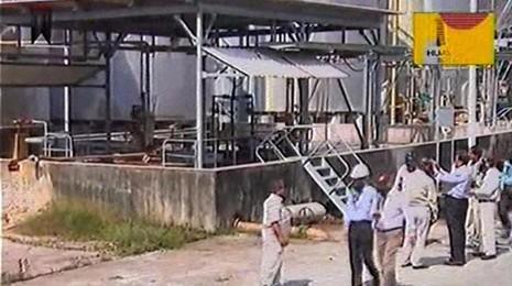 Tình hình tại nhà máy phân bón Chittagong Urea Fertiliser Ltd đã được kiểm soát.