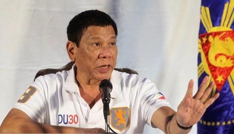 Tổng thống Obama đã hủy gặp chính thức Tổng thống Duterte (ảnh) sau khi bị sỉ nhục.