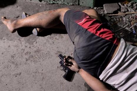Một người bị giết trong chiến dịch truy quét ma túy của Philippines.
