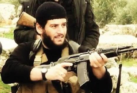 Thủ lĩnh cấp cao phụ trách khủng bố nước ngoài của IS Mohammad al-Adnani bị tiêu diệt ngày 30-8.