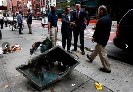 Kẻ đồng tính nhận trách nhiệm nổ bom New York - ảnh 2