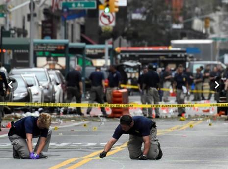 Kẻ đồng tính nhận trách nhiệm nổ bom New York - ảnh 1