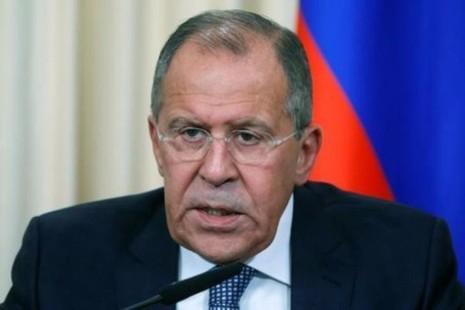 Ngoại trưởng Nga Sergei Lavrov chỉ trích Mỹ đe dọa an ninh Nga.
