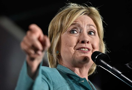 Bà Clinton đang tiến gần đến chiến thắng.