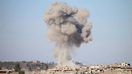Các trận không kích của Mỹ ở Syria và Iraq không đem lại hòa bình thật sự cho khu vực.