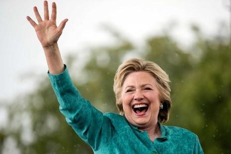 Bà Clinton sẽ thắng ít nhất 274 phiếu đại cử tri.