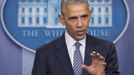 Tổng thống Obama có ý than phiền bà Clinton không vận động tích cực như ông đã làm năm 2008 và 2012.