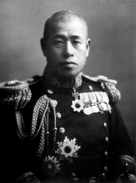 Đô đốc Nhật Isoroku Yamamoto – người thiết kế trận đánh Trân Châu Cảng.