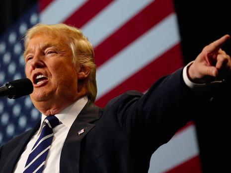 Tổng thống đắc cử Mỹ Donald Trump muốn hạn chế quyền lực của tình báo quốc gia và CIA. Ảnh: REUTERS