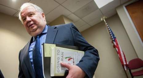 Đại sứ Nga tại Mỹ Sergey Kislyak sẽ đại diện Nga tham dự lễ nhậm chức của Tổng thống đắc cử Mỹ Donald Trump vào ngày 20-1 tới. Ảnh: AP