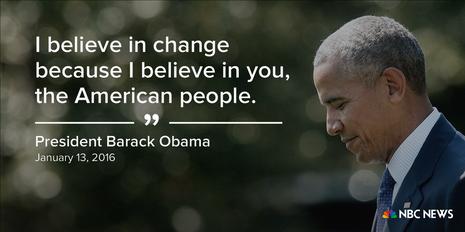 Những câu nói nổi tiếng của Tổng thống Obama - ảnh 7