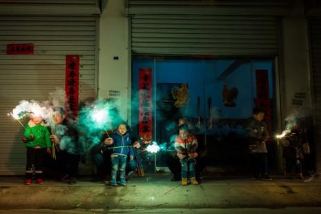 Tết Nguyên Đán ở Trung Quốc diễn ra trong 15 ngày. Ngày 15 của tháng âm lịch đầu tiên sẽ diễn ra lễ hội đèn lồng, đánh dấu kết thúc kỳ nghỉ năm mới. Ảnh: GETTY IMAGES