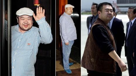 Ông Kim Yong-nam bị ám sát tại Malaysia khi chuẩn bị sang Macau. Ảnh: YONHAP