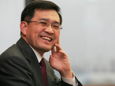 Ông Kwon Oh-hyun, người lãnh đạo một trong những bộ phận hái ra tiền chính của Samsung. Ảnh BUSINESS INSIDER