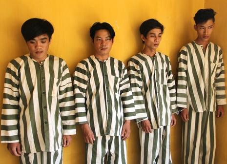 Khởi tố vụ án nhóm thanh niên chém người vì ghen tuông trên Zalo - ảnh 1
