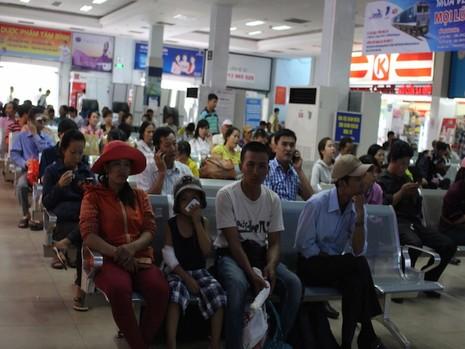 Ga Sài Gòn thêm đôi tàu chạy Bắc-Nam phục vụ dịp hè - ảnh 2
