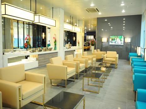 Cận cảnh phòng chờ chuẩn 4 sao ở ga quốc nội sân bay Tân Sơn Nhất - ảnh 4