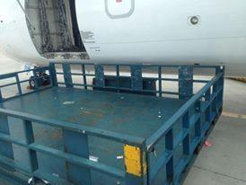 Lý giải cú va chạm vào bụng máy bay ATR 72  - ảnh 2