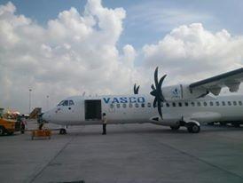 Lý giải cú va chạm vào bụng máy bay ATR 72  - ảnh 1