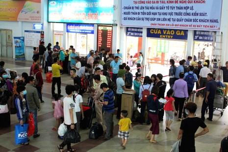 Thêm 2 tuyến xe buýt vào ga Sài Gòn phục vụ Tết - ảnh 3