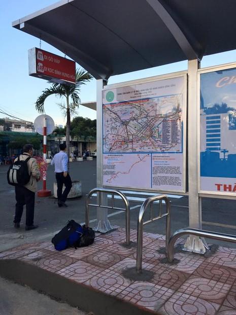 Thêm 2 tuyến xe buýt vào ga Sài Gòn phục vụ Tết - ảnh 1