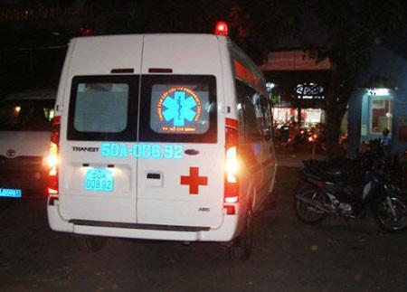 Trắng đêm cứu người bị tai nạn tại hiện trường - ảnh 2