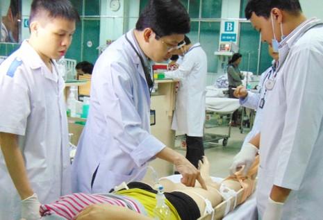 Tết: Tai nạn do sinh hoạt tăng hơn 8% - ảnh 1