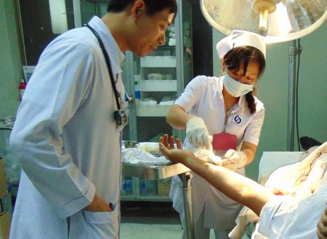Tết: Tai nạn do sinh hoạt tăng hơn 8% - ảnh 2