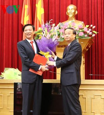 Bí thư Quảng Ninh giữ chức Phó Trưởng ban Tổ chức Trung ương - ảnh 3