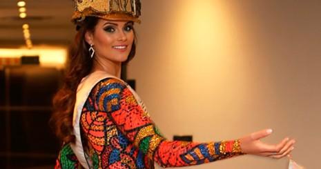 Hoa hậu Nam Phi Rolene Strauss là Hoa hậu đẹp nhất thế giới - ảnh 10