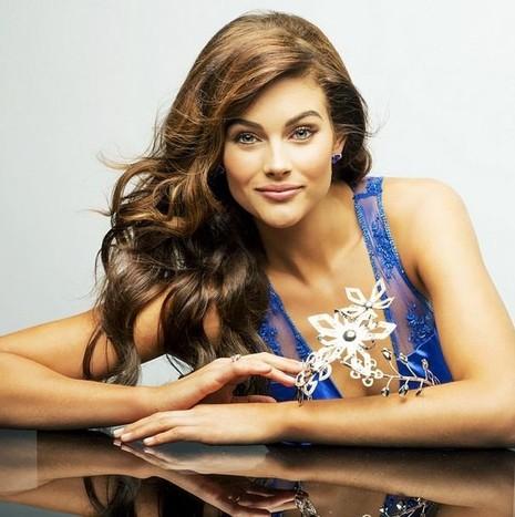 Hoa hậu Nam Phi Rolene Strauss là Hoa hậu đẹp nhất thế giới - ảnh 9