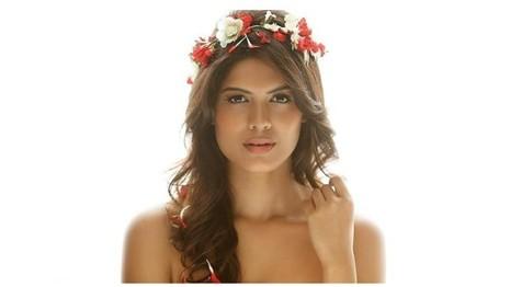 Hoa hậu Nam Phi Rolene Strauss là Hoa hậu đẹp nhất thế giới - ảnh 3