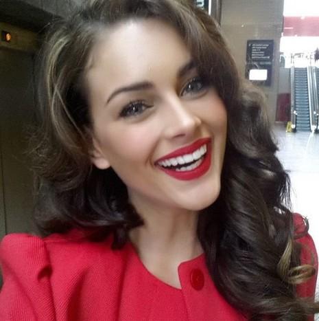 Hoa hậu Nam Phi Rolene Strauss là Hoa hậu đẹp nhất thế giới - ảnh 7